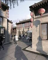 Hancheng Regeneration Masterplan Phase 1 by McNeil Beechey O'Neill Architects LLP York