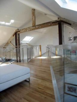 Rowntree Wharf Penthouse Apartment