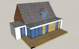 House extension at Kilvington York byArchitects York McNeil Beechey O'Neill Architects LLP